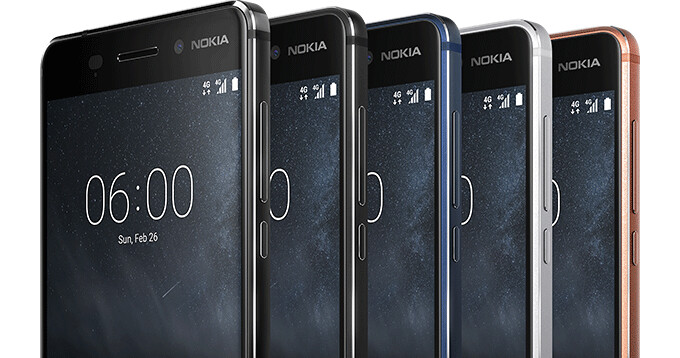 Yes, the new Nokia Android phones are coming to the US