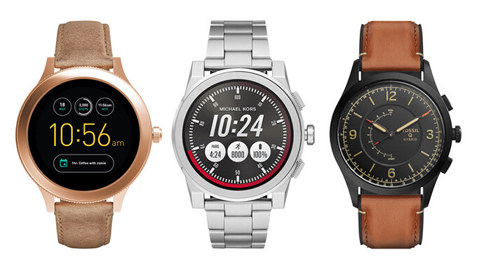 Fossil unveils more than 300 new smartwatches and no, this isn't a typo