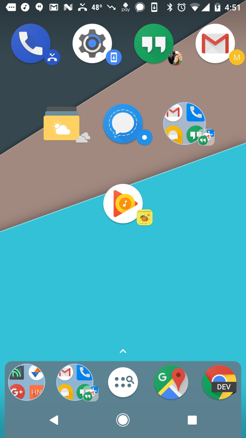Nova Launcher 5.1 (beta) released with Dynamic Badges, small improvements