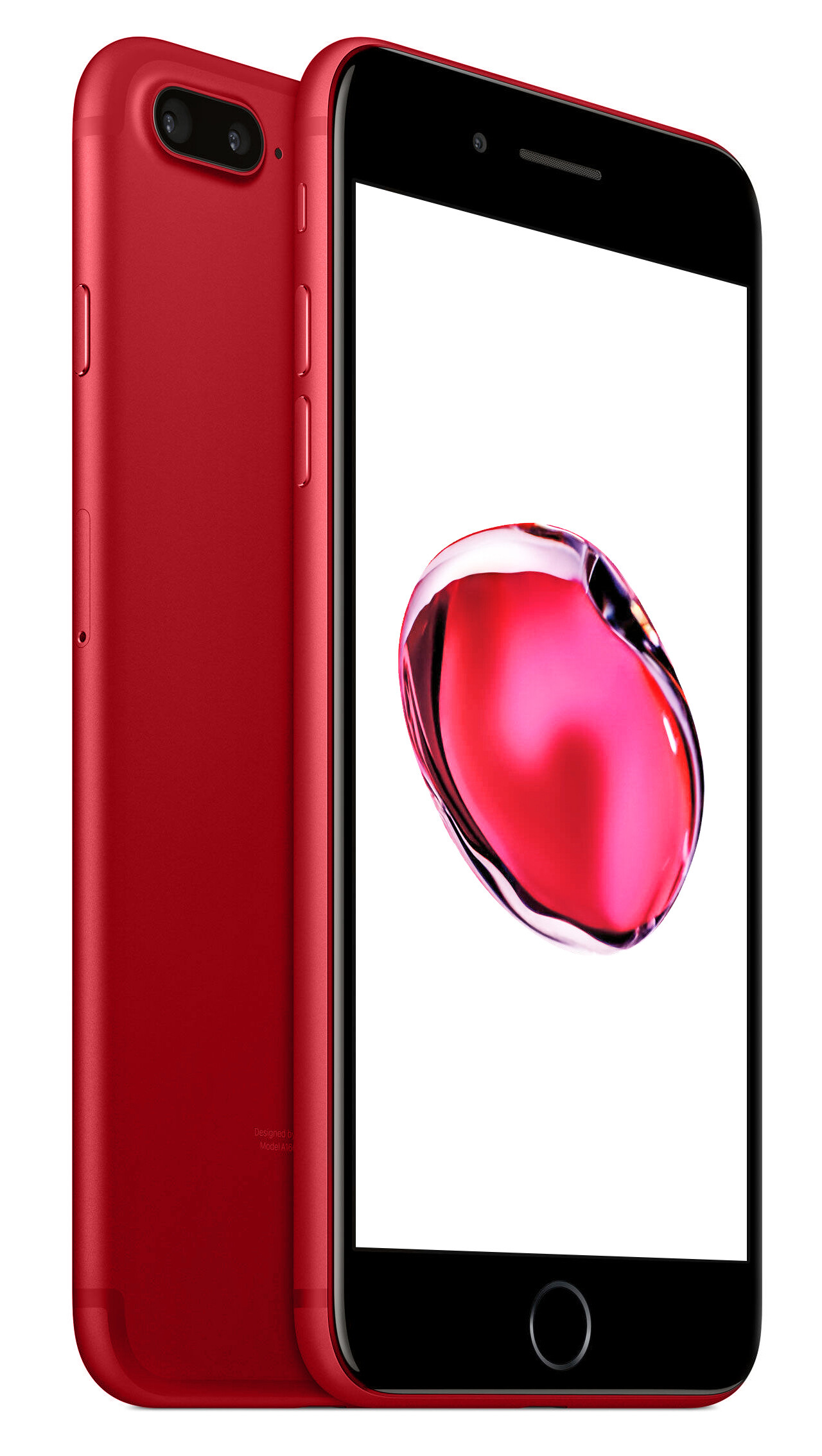 red m iphone 7