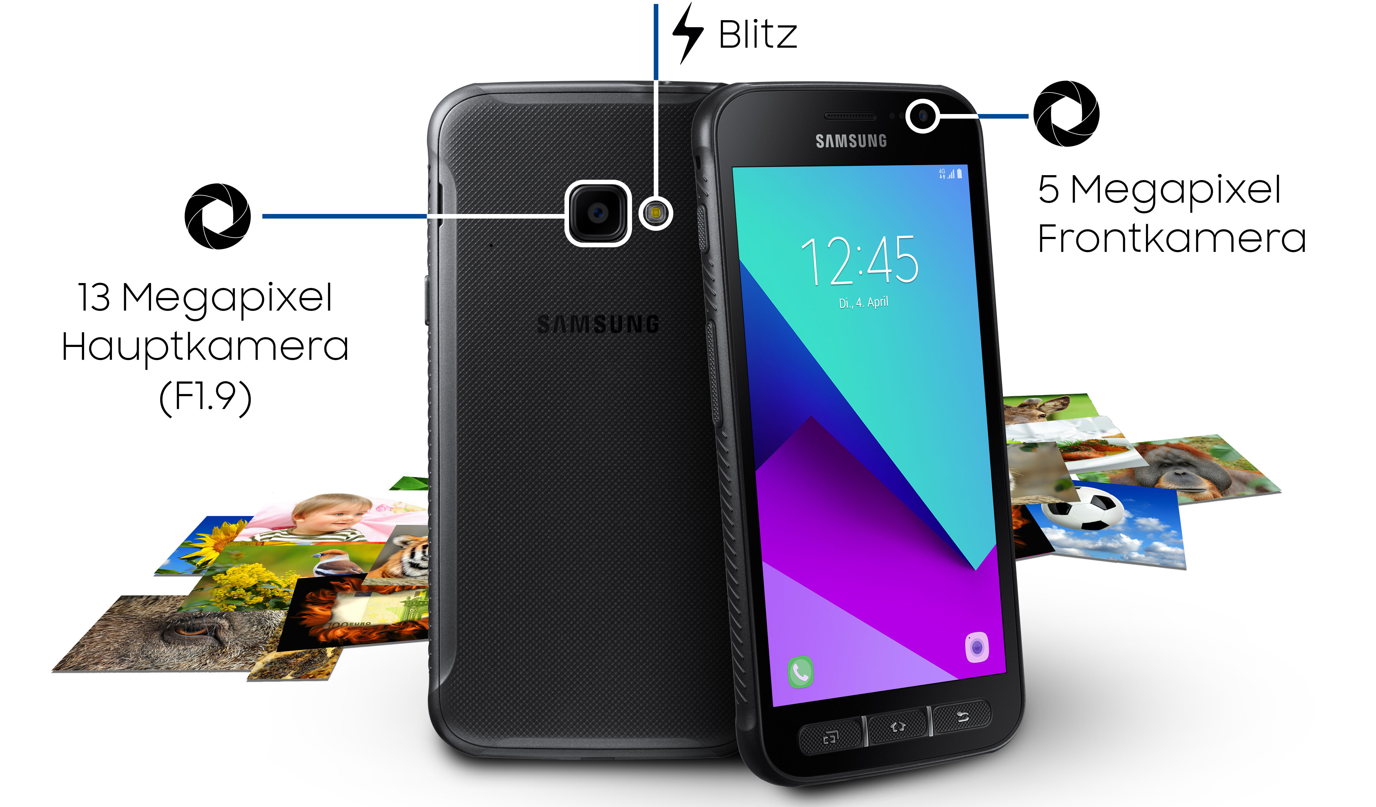new product 0e4ca f1210 Samsung Galaxy Xcover 4 coming to the Unites States in April/June ...