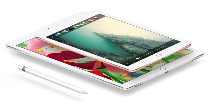 New 10.5-inch iPad Pro entering limited production for possible April announcement