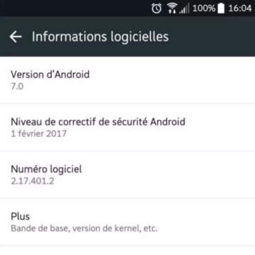 The European HTC One A9 has started receiving Android 7.0 - European HTC One A9 lands the Android 7.0 update