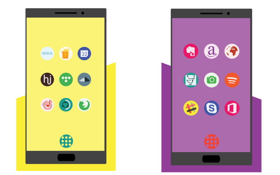 Best new icon packs for Android (March 2017) #2