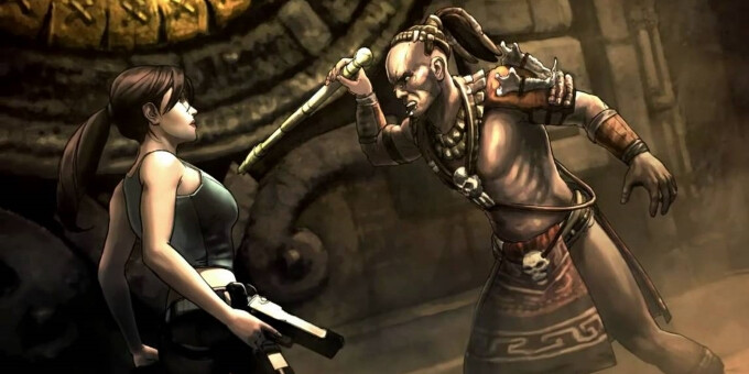 Today, you can play an excellent Lara Croft game for a dollar! - Best Android and iOS games on sale today! (March 29)