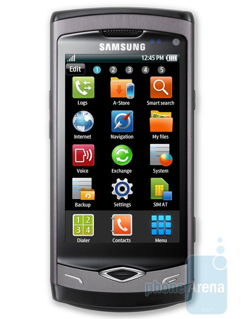 Samsung Wave S8500 unpacked, brings bada to the world