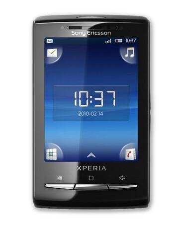 Sony Ericsson Xperia X10 mini anf Xperia X10 mini pro