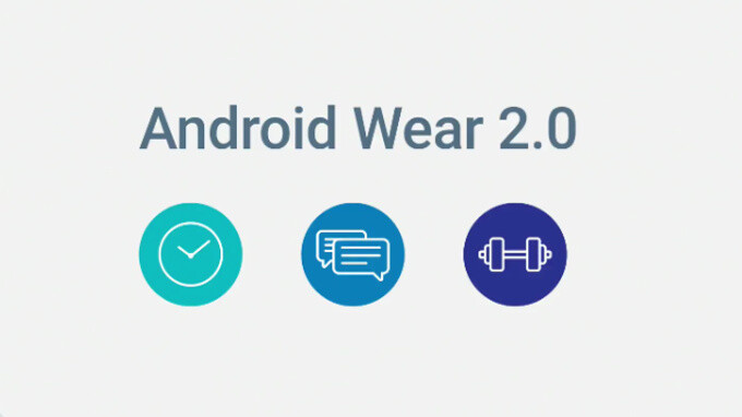 Android Wear 2.0 starts rolling out... to three of the least popular smartwatches out there