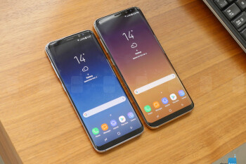 Samsung Galaxy S8 and Galaxy S8+ hands-on: there's never been smartphones like these before