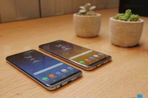 Samsung Galaxy S8 and S8 Plus hands-on
