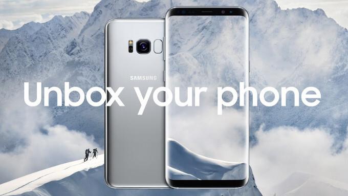 Samsung Galaxy S8 'Unpacked' announcement event liveblog