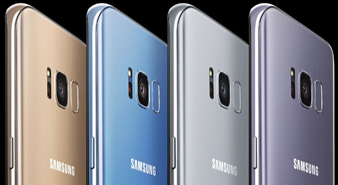 Is this Gorilla Glass 5 on the Galaxy S8, or you are just happy to drop it?