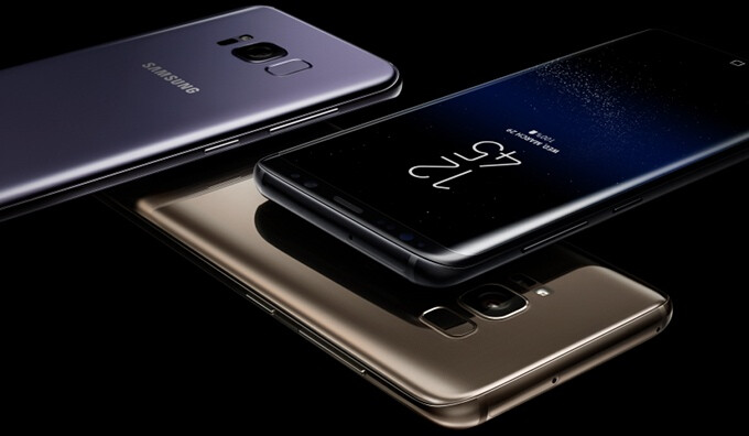 Galaxy S8 and S8+ pre-orders are now live on Verizon, T-Mobile, AT&T, and Sprint