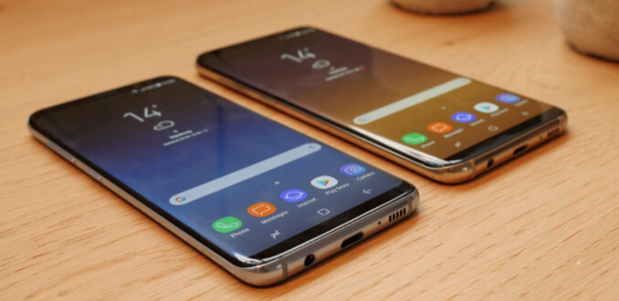 Will you be preordering the Galaxy S8, or the S8+? (poll results)