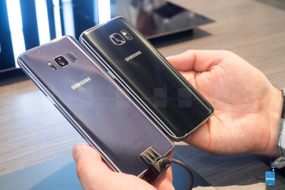 Samsung Galaxy S8 vs Samsung Galaxy S7: what's new, anyway?