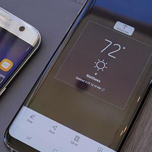 Samsung Galaxy S8+ vs Galaxy S7 edge: The big-screen option gets even bigger