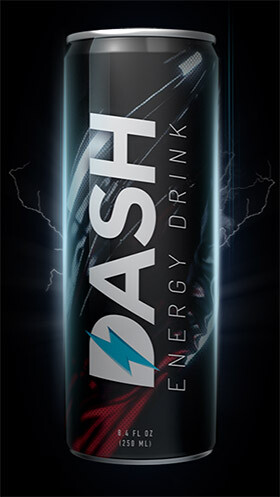 OnePlus apparently made a real-life energy drink, called 'Dash Energy'