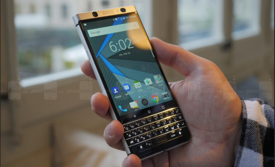 BlackBerry KEYone market release delayed, now shipping after May