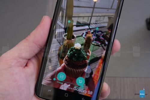 Samsung Bixby gallery