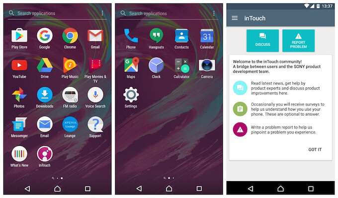 Sony's latest Xperia X update brings new audio engine support and other features