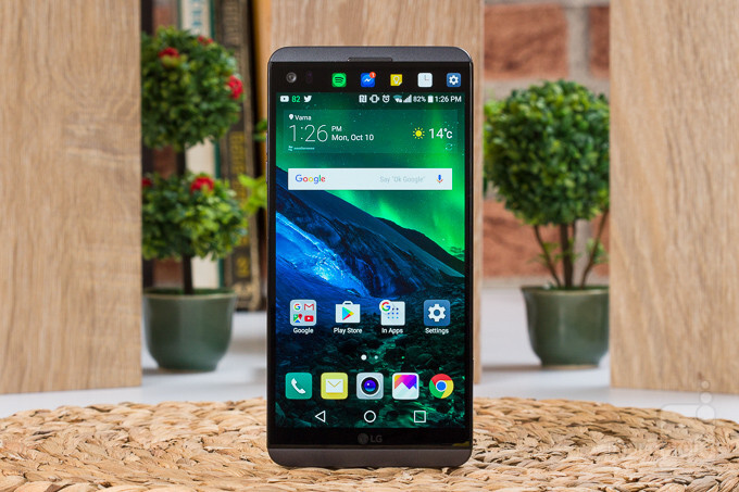 New and unlocked LG V20 is down to $449.99 at Newegg - Deal: $350 off the LG V20 new and unlocked