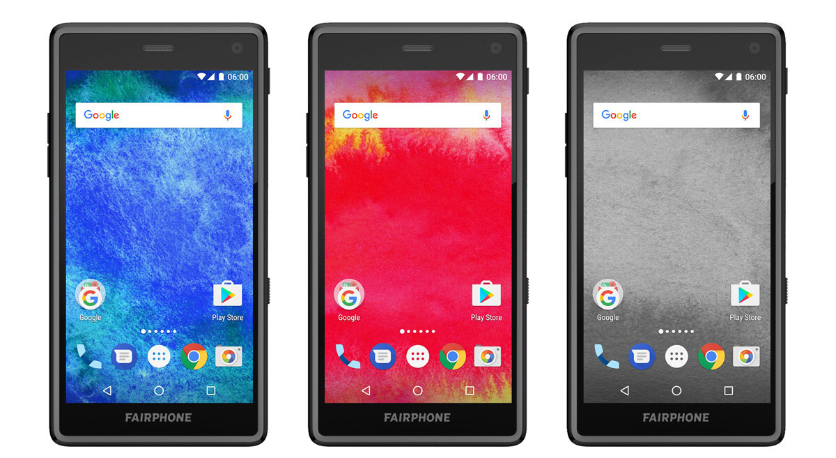 Remember the modular Fairphone 2? It's getting Android 6.0 ...
