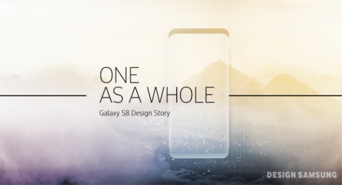 Samsung boasts about Galaxy S8's innovative design, Infinity Display, Bixby, and more