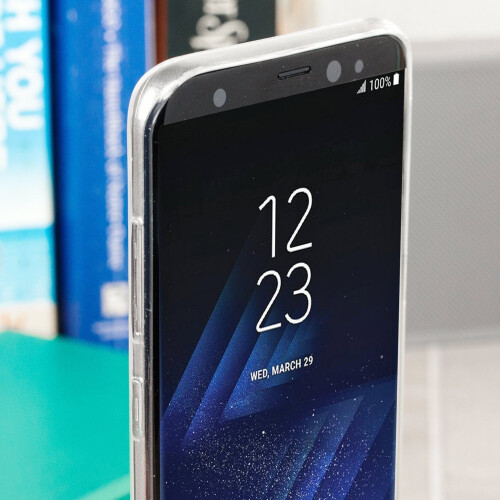 outlet store 5dabf 108dc The best thin and light clear Galaxy S8 or S8+cases - PhoneArena