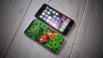 Designer Martin Hajek's concept of the iPhone 8