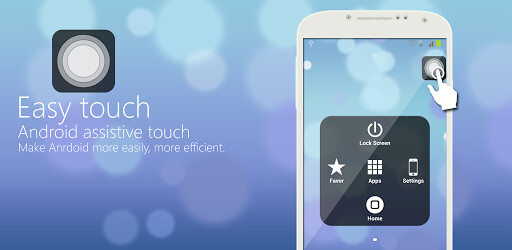 Do you use an Assistive Touch menu?