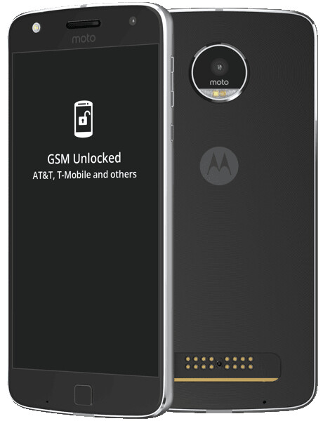 The unlocked Moto Z Play is once again $50 off