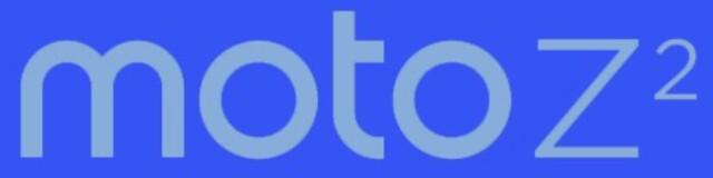 Logo for the Motorola Moto Z2 leaks - Motorola Moto Z2 logo leaks