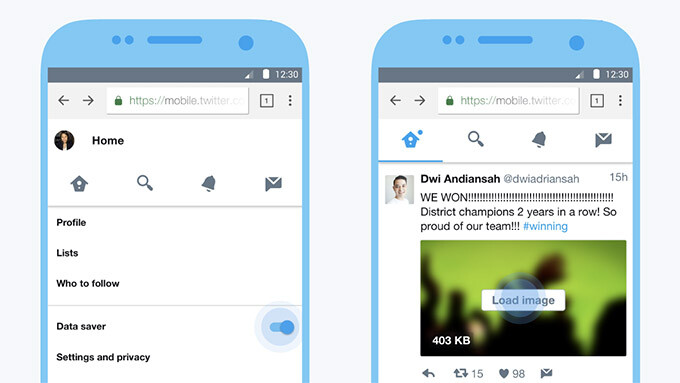 Twitter launches Lite, a solution to data caps and poor mobile reception
