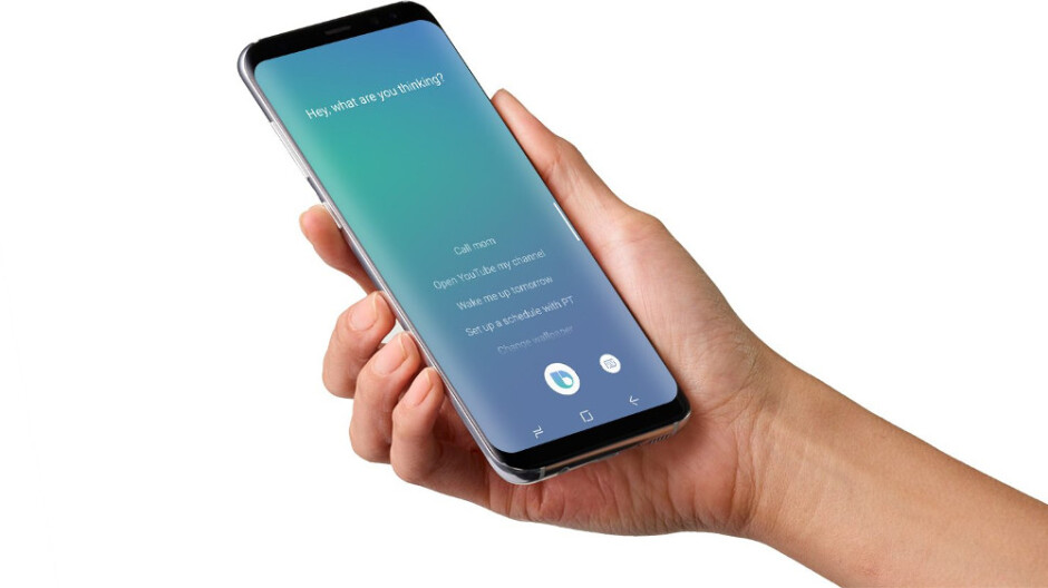 The Bixby button on the Samsung Galaxy S8 can be remapped, here's proof and a tutorial