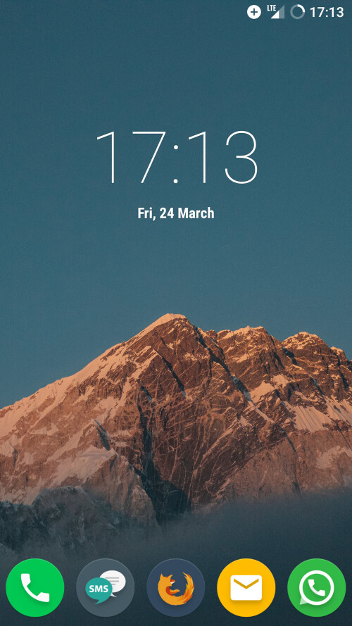 10 amazing Android home screen designs that will inspire you #10