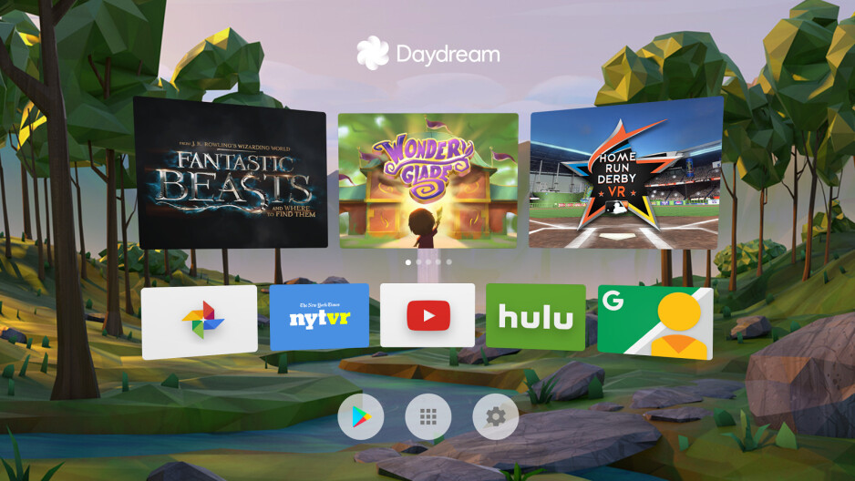 Google updates Daydream app with battery indicator, more