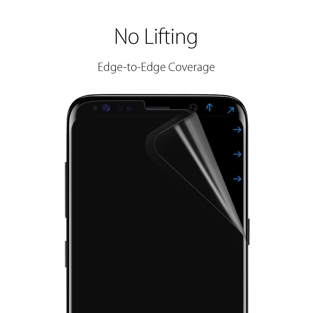 half off fcbce d4979 Best film and glass screen protectors for the Galaxy S8 and S8+ ...