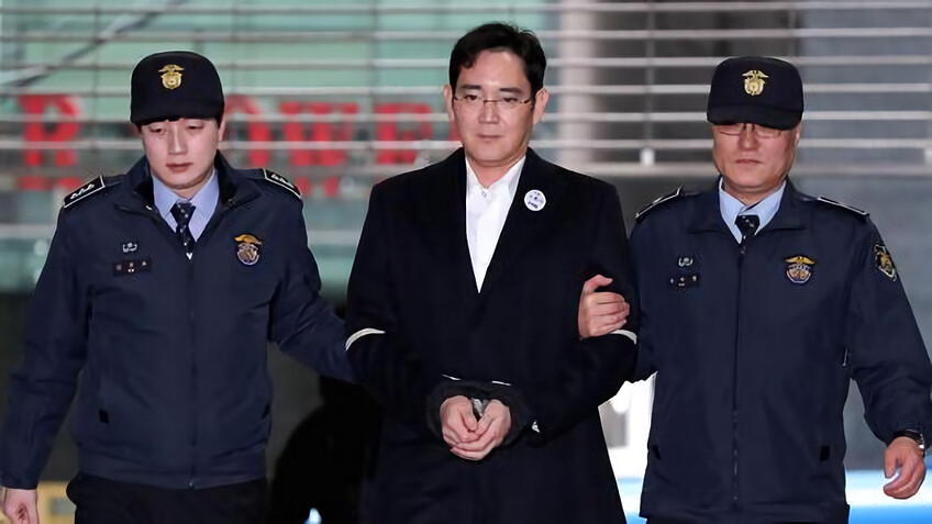 Samsung's heir Jay Y. Lee indicted for bribery, perjury as trial commences