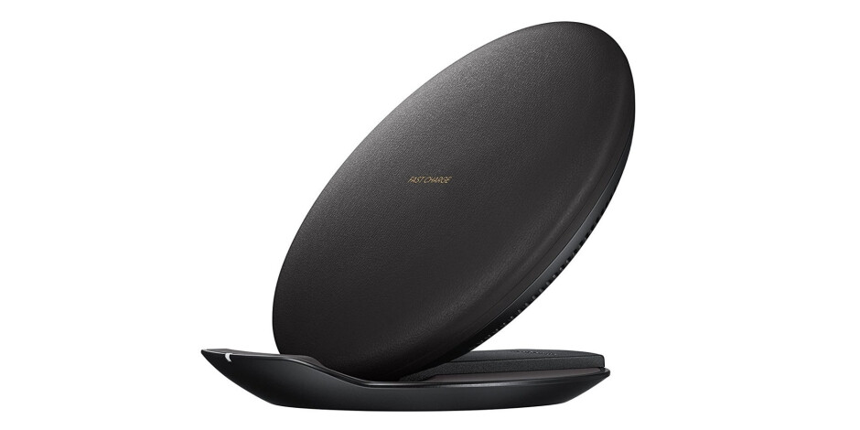 Samsung's fast wireless charger looks like a space dish - 8 fantastic Samsung Galaxy S8 features that went under the radar