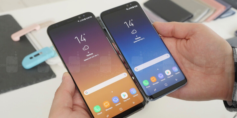 Samsung is no longer being stubborn with the keys arrangement, which is a great thing! - 8 fantastic Samsung Galaxy S8 features that went under the radar