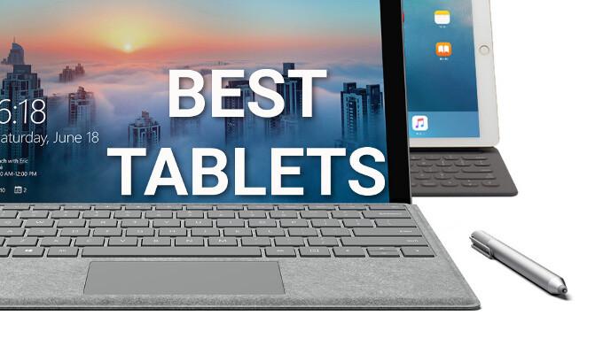 Best tablets (Spring 2017)