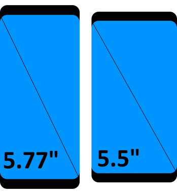 Samsung Galaxy S8 display: What's the deal with the new aspect ratio?