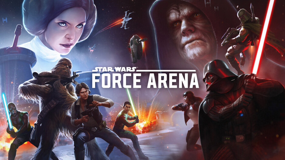 Star Wars: Force Arena gets Replay feature and four new characters from the Rogue One movie