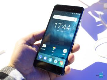 The Nokia 6 in Arte Black