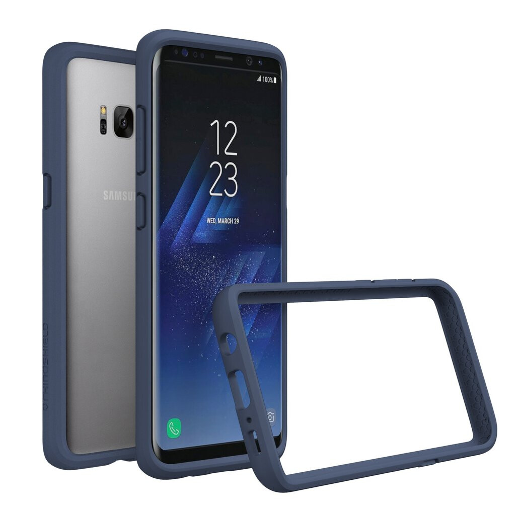 protect and reveal this crashguard bumper case for galaxy