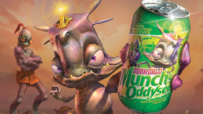 Oddworld: Stranger's Wrath and Munch's Oddysee are both discounted to $0.99 on Google Play