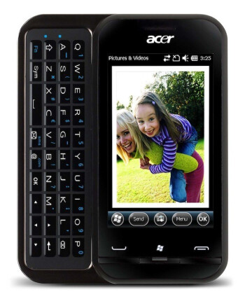 The Acer neoTouch P300 and P400