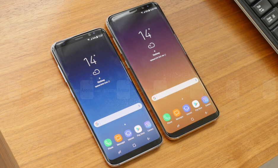 The Samsung Galaxy S8 and S8+ - Reminder: the Galaxy S8 shipping date is April 18, exactly one week from now