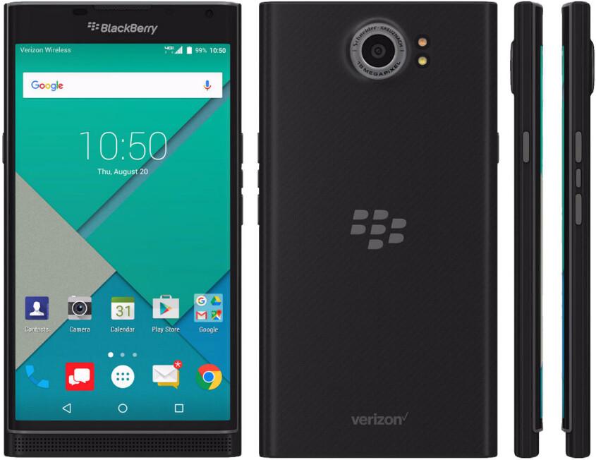 Get the Verizon branded BlackBerry Priv on eBay for just $259.99 - Verizon's BlackBerry Priv just $259.99 on eBay