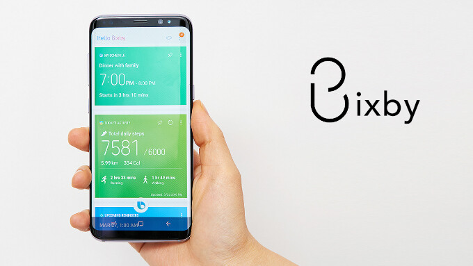 Bixby launch reportedly delayed due to English-related voice recognition issues